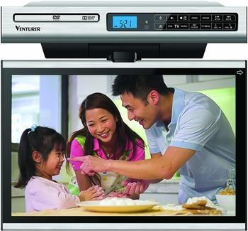 5. Venturer 15.4-inch TV Combo TV DVD Player