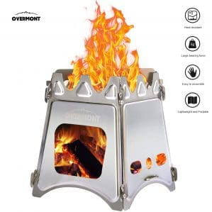 Overmont Wood Burning Stoves