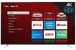 TCL 65-inch TVs