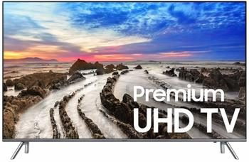 6.Samsung Electronics UN82MU8000 82-Inch 4K Ultra HD Smart LED TV