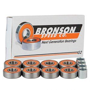 Bronson Speed Co Skateboard Bearings