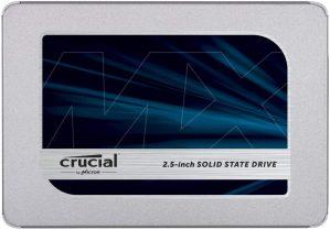 Crucial 1TB Hard Drives