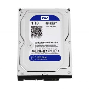 Western Digital 1TB Hard Drives