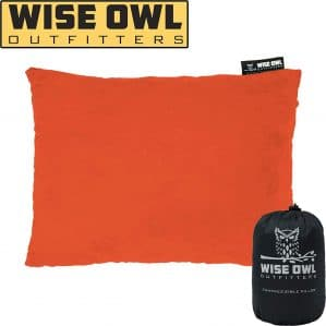 Wise Owl Outfitters Camping Pillows