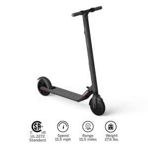 Segway Ninebot KickScooter ES2 Pro Electric Kick Scooter