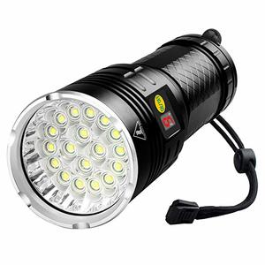 #1 10000 Lumen Flashlight