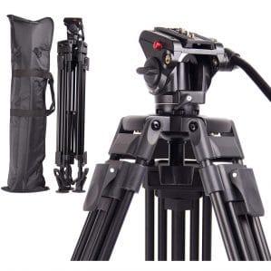 Regetek Professional Video Camera
