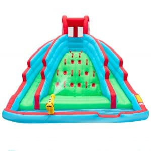 Sunny & Fun Water Slide Park For Outdoor Fun