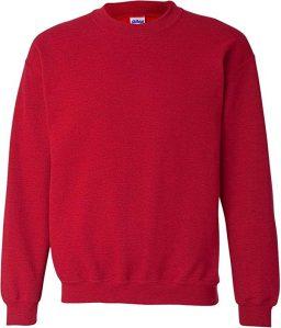 Gildan's sweatshirt