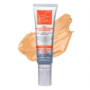Suntegrity Natural Moisturizing Face Sunscreen