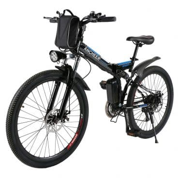 Best Electric Mountain Bikes