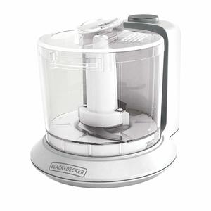 #1 BLACK+DECKER 1.5-Cup Electric Food Chopper