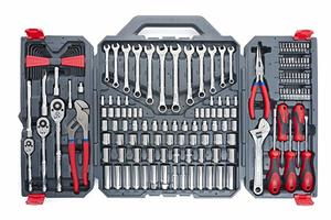 #1. Crescent General Purpose Tool Wrench Set