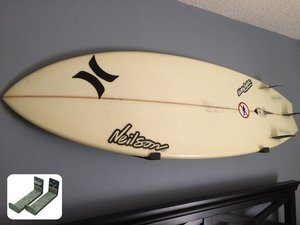 1. StoreYourBoard Naked Surf, The Original Minimalist Surfboard