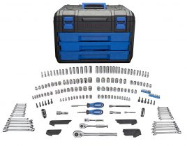 Kobalt227-Piece Standard Mechanics Tool Set