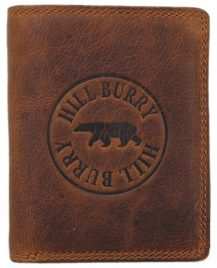 Genuine Leather Wallets for Men Handmade Bifold Wallet
