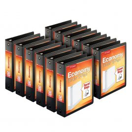 Cardinal Economy 3-Ring Binders for College