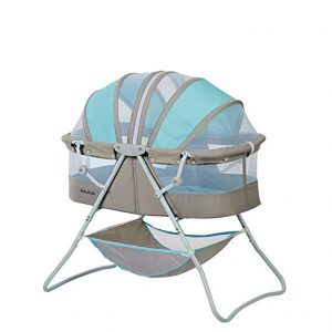 Dream On Me Karley Baby Bassinet