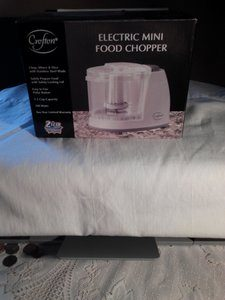 #10 Electric Mini Food Chopper