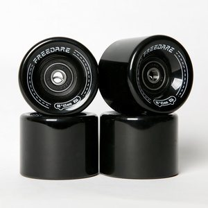 10. FREEDARE Skateboard Wheels 60mm 83a