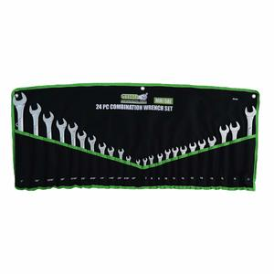 10. Grip 24 pc Combination Wrench Set MM/SAE