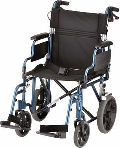 10. NOVA Lightweight Transport Chair