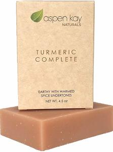 #10. Organic Turmeric Soap