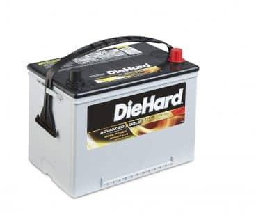 Hard Car Batteries Advanced Agm Battery