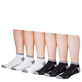Women's 6-Pair Sport Performance Socks - Ankle Socks