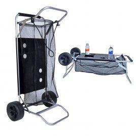 Beach Cart with Folding Table