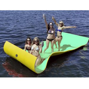GoPlus Floating Water Mat with