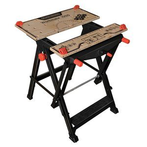11. BLACK+DECKER BDST11000 Workmate Portable Workbenches