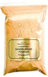 #11. India Sandalwood Powder 1-lb Ayurvedic Grade