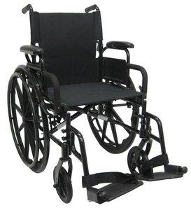 11. Karman Healthcare 802N-DY Aluminum Lightweight Wheelchair