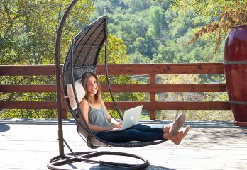 Top 12 Best Hanging Chairs in 2020 Reviews – Buyer's Guide