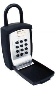 KeyGuard Key Lock Box SL-500 Punch Button Lockbox