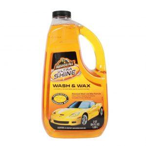 Armor Car Wash Soap All Ultra Shine Wash and Wax