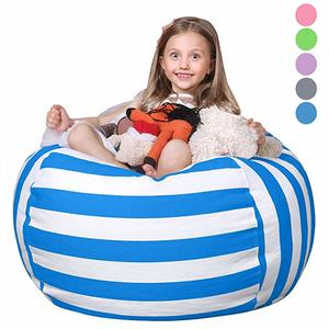 #12 WEKAPO Stuffed Animal Bean Bag Chair Cover