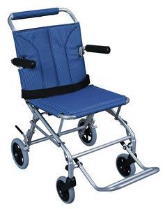 12. Drive Medical Super Light Transport Chair, Lightweight Wheelchairs