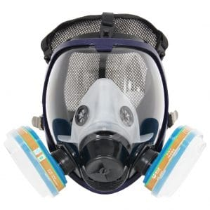 Best Full Face Respirator Mask