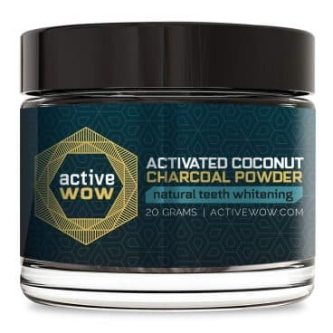 Active Wow Whitening Charcoal Powder Natural