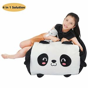 #13 Panda Stuffed Animal Bean Bag