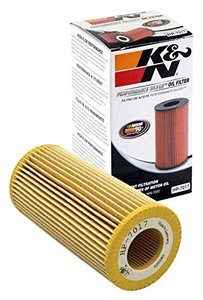 #13. K&N HP-7017 High-Performance Oil Filter
