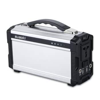 SUAOKI 222Wh Portable Generator