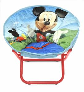 #14 Disney Mickey Mouse Toddler Saucer Chair