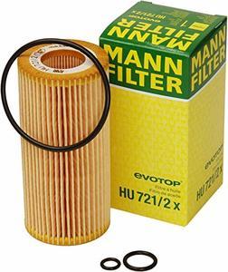 #15. Mann-Filter HU Metal-Free 721 2 X Oil Filter