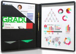 STYLIO Padfolio Portfolio Folder