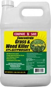 Compare-N-Save Grass and Weed Killer