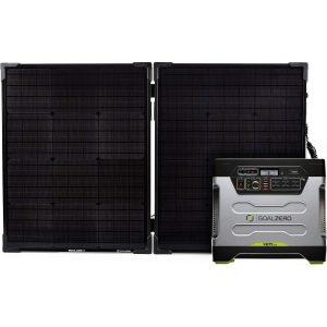 Goal Zero Yeti 1250 Portable Solar Generator