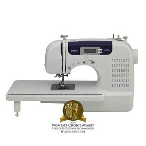2. Brother Sewing and Quilting Machine